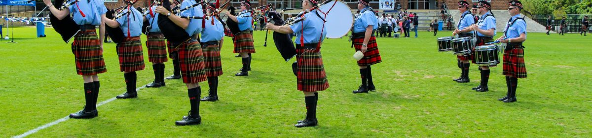 SYDNEY NORTHERN SUBURBS PIPE BAND